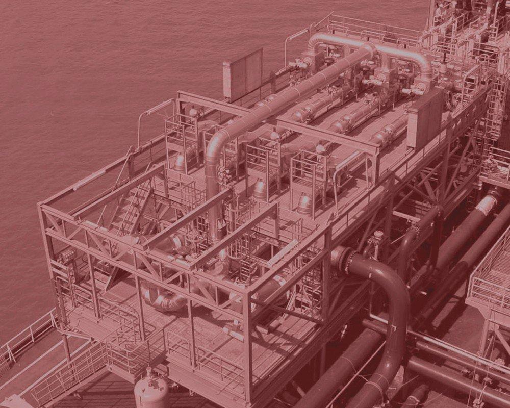Oil Metering Skid