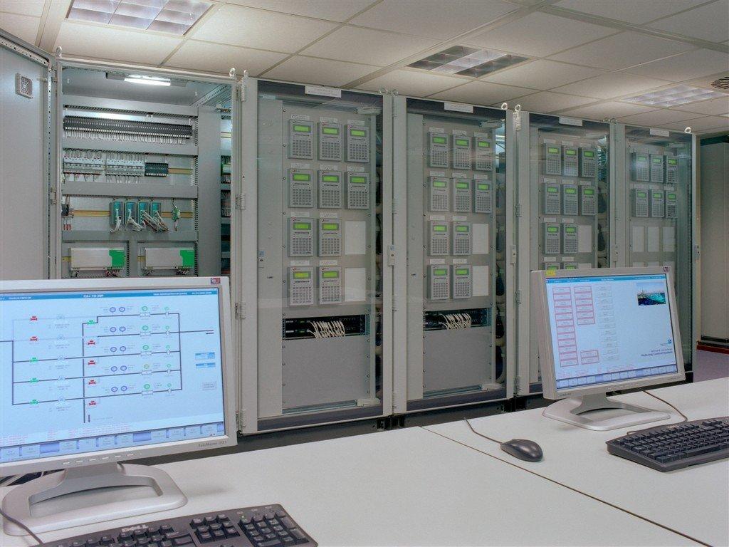Omni Server room