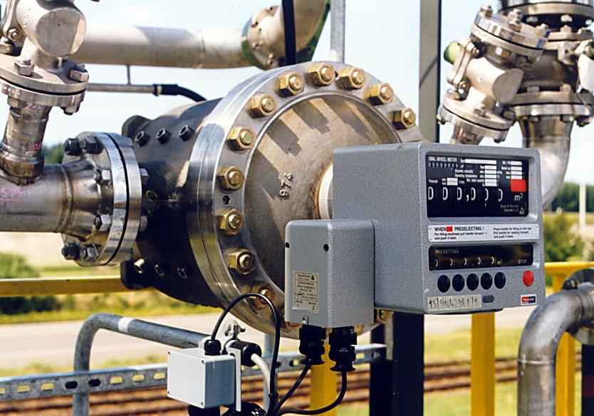 ODS Oliemeter voor handelsdoeleinden. Zeer geschikt voor brandstoffen zoals gasolie, diesel, benzine, smeerolie, huisbrandolie.