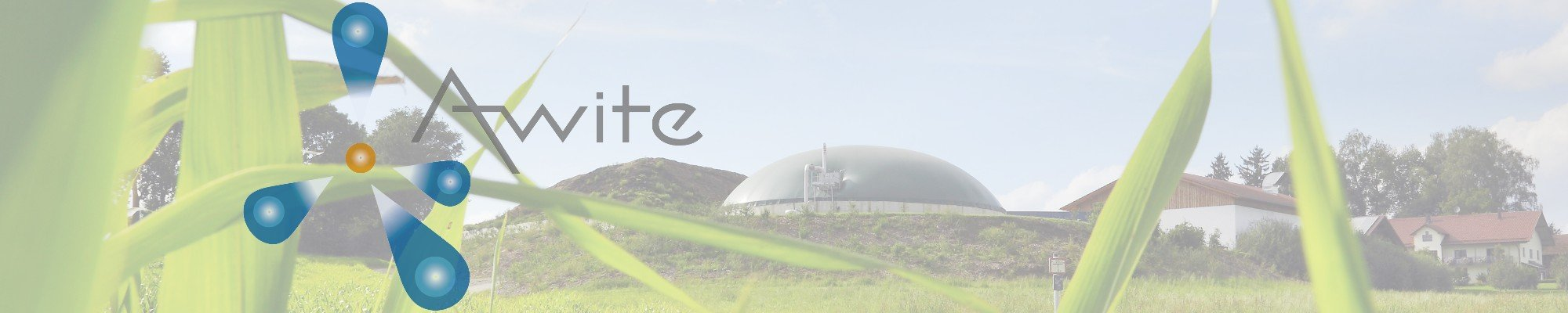Awite Biogasanalyser - ODS web page header