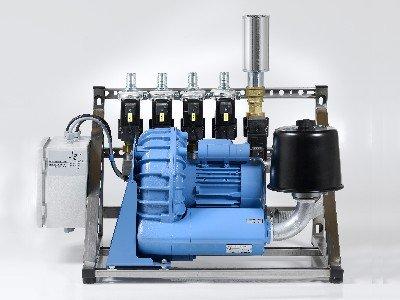 ODS Biogas Ontzwaveling