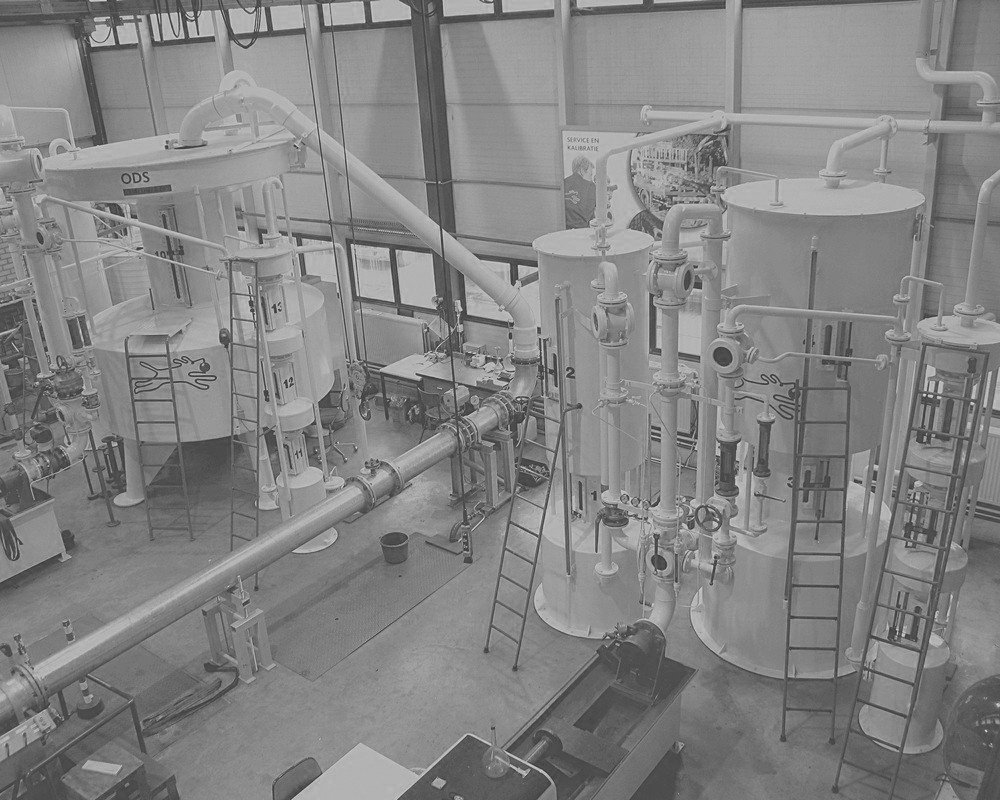 ODS Flow Meter Calibration facility Barendrecht The Netherlands