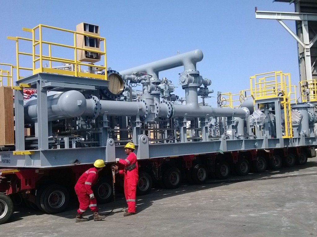 Oil Metering Skid (LACT)