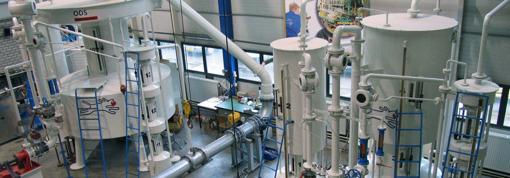 ODS Flow Calibration Header