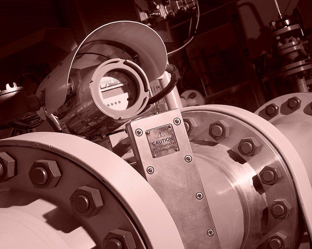 ODS Caldon Flowmeter new