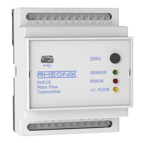 Rheonik Coriolis meter - RHE16 transmitter