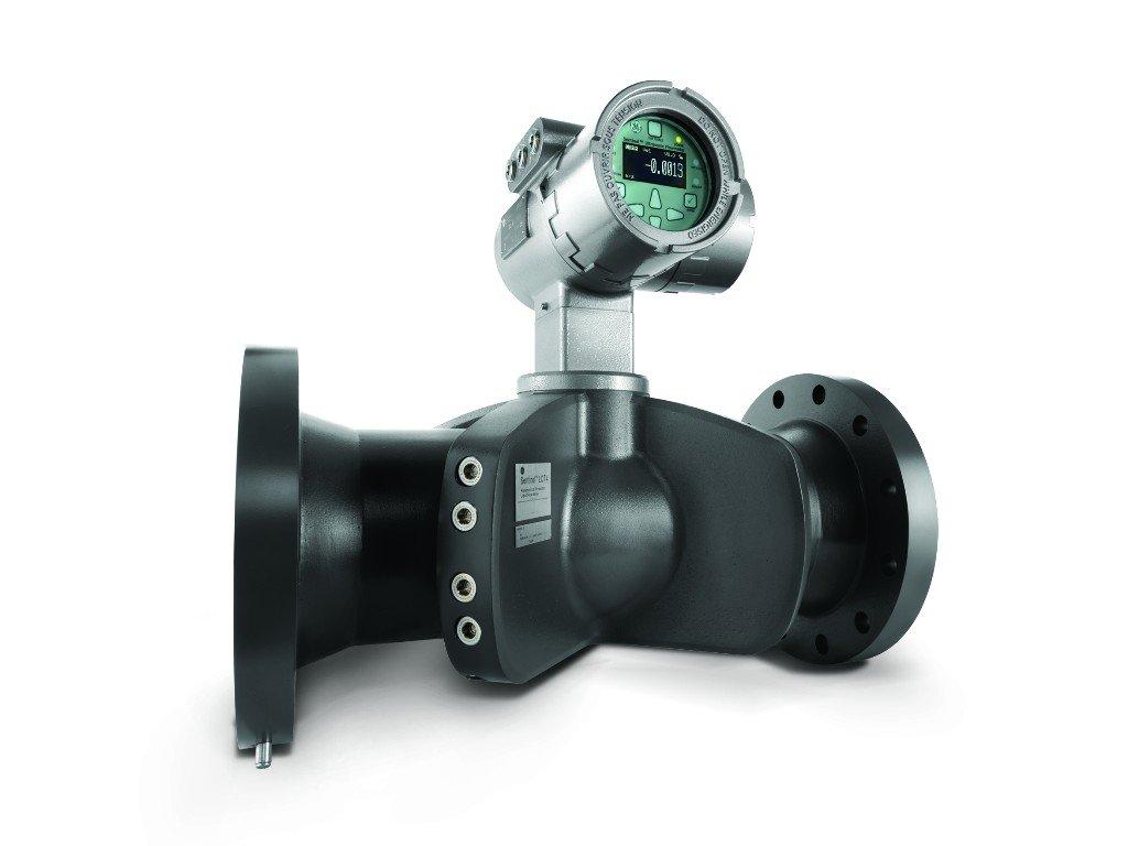 GE ultrasoon vloeistofmeter