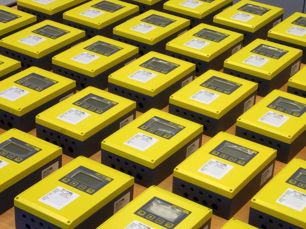 De Metra ERW 700 energie- en flowcomputer