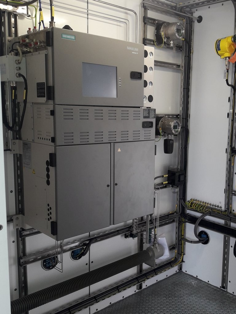 H2 Gas Chromatograph