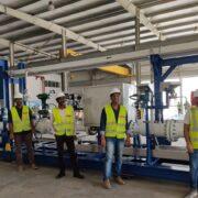 Hydrogen metering system
